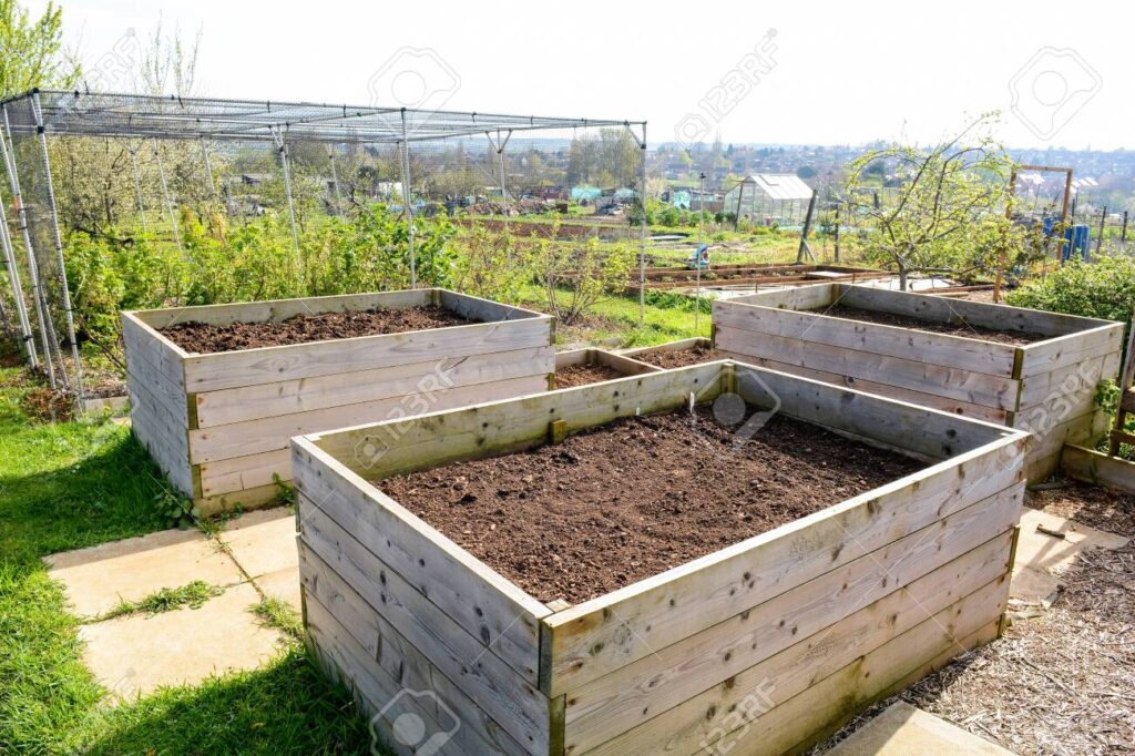planting boxes Taupo