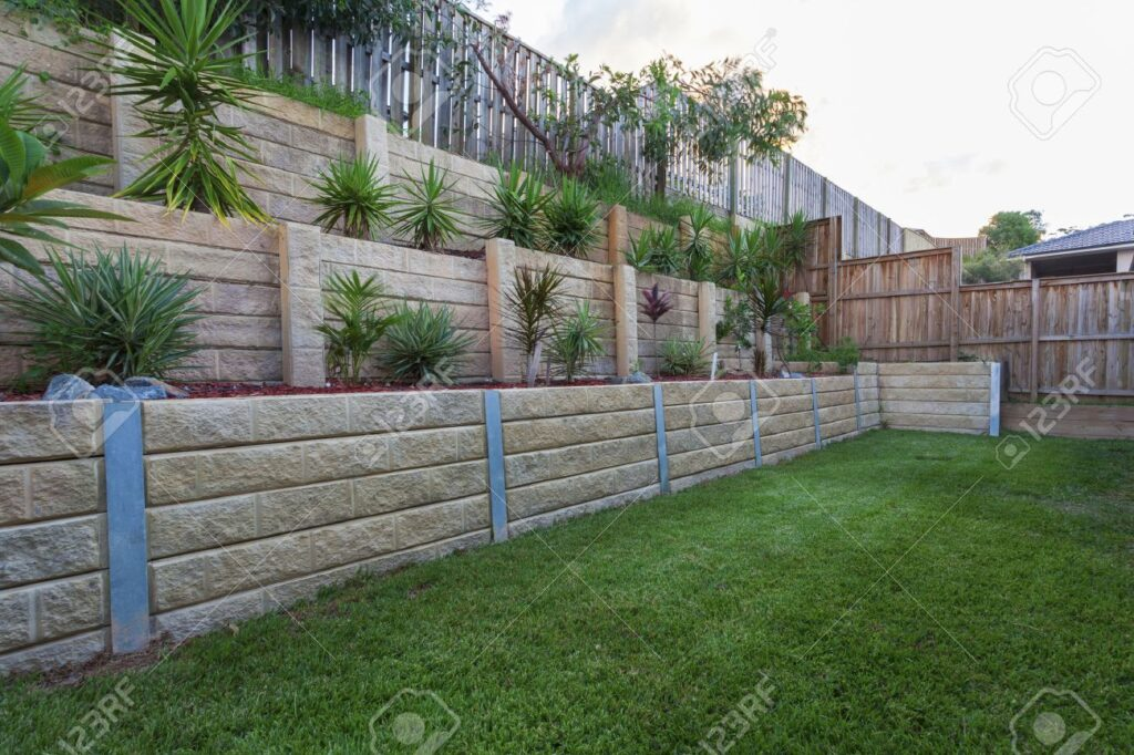 Retaining Walls Taupo
