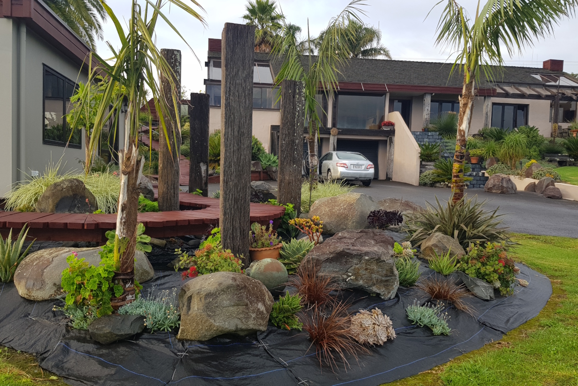 Gardening and Landscaping in Taupo and Kinloch