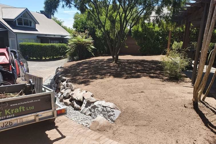 Landscaping Taupo