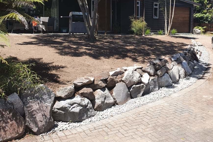 Retaining Walls Taupo and Kinloch