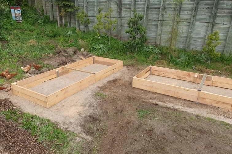 Garden Beds Taupo